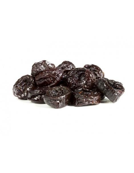 Prunes séchées avec graines