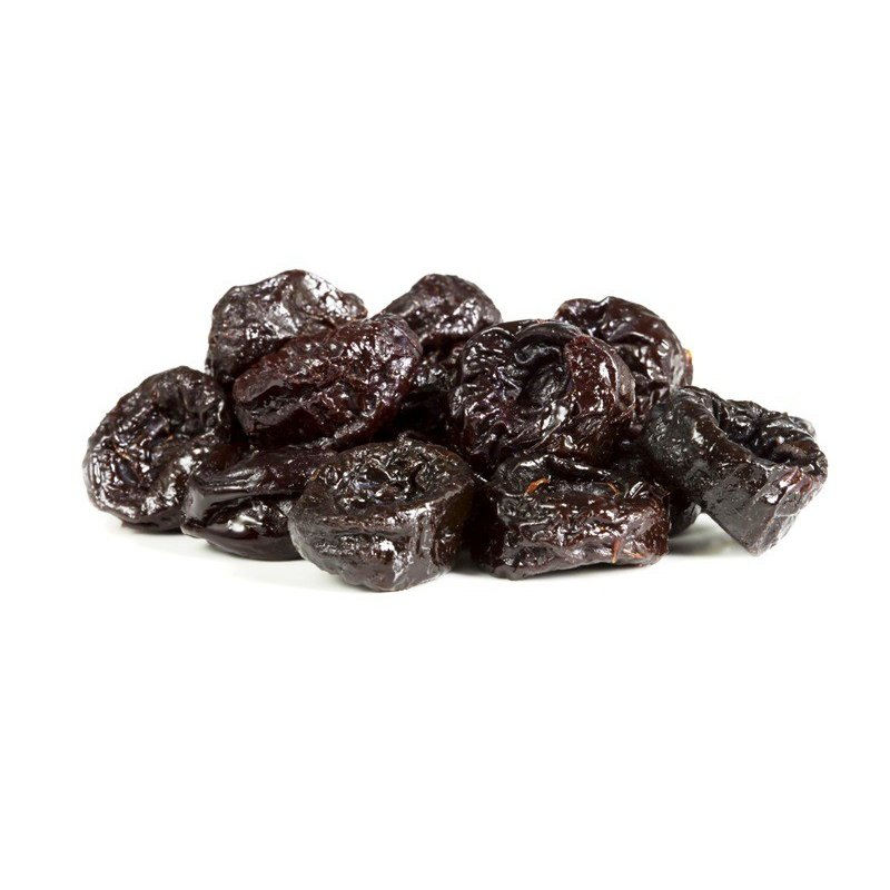 Dried prunes with Stone