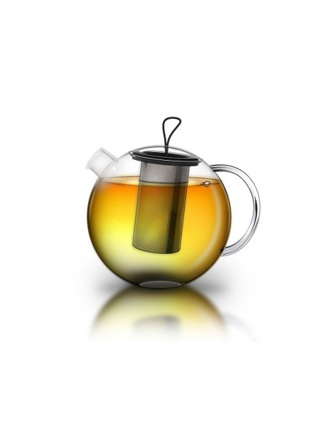 Tetera de Cristal Jumbo con la taza de infusión - 1.5 L