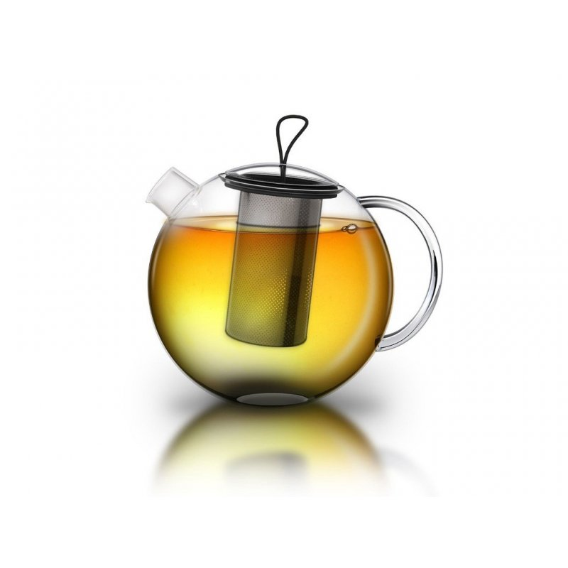 Glass Teapot Jumbo with infuser - 1.5L