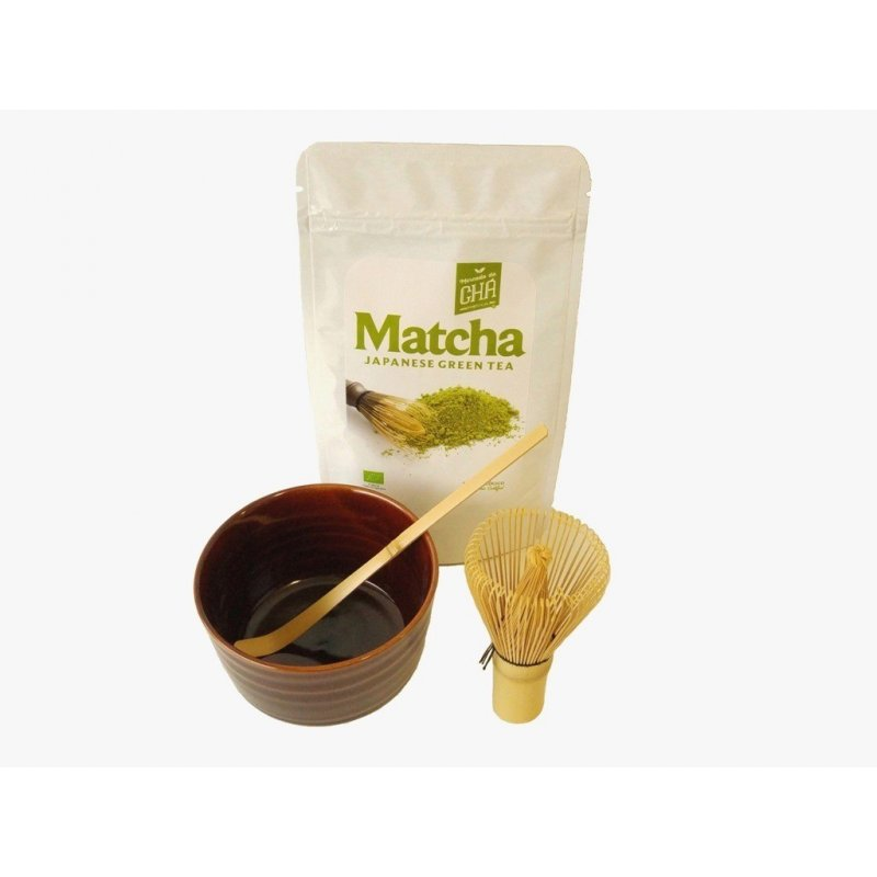 Matcha Tea Set Premium