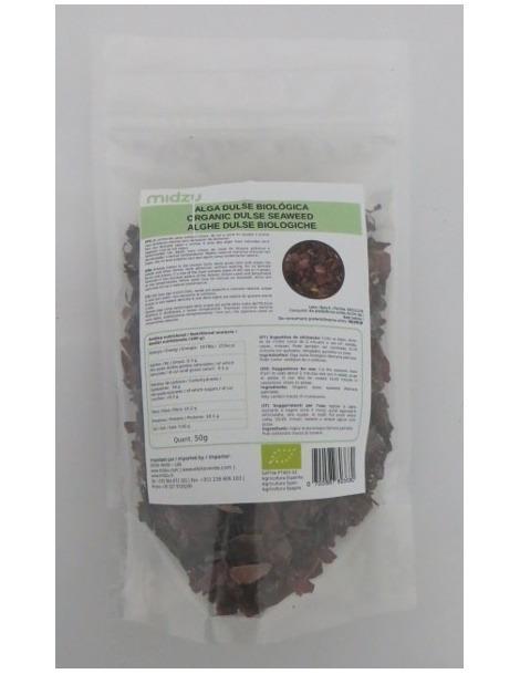 Alga Dulse Ecológica ((Palmaria palmata)