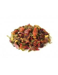 Chá Verde com Bagas de Goji e Açaí