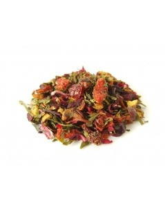 Green Tea with Goji Berry and Acaí
