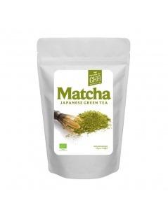 Chá Matcha Biológico - Chá Verde Japonês Tencha