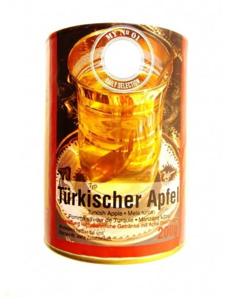 Chá Turco de Maçã