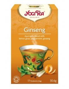Yogi Tea com Ginseng Biológico