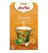 Yogi Tea avec Ginseng Bio - 17 sachets