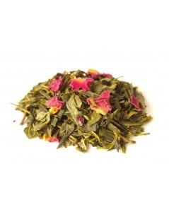 绿茶:日本樱花