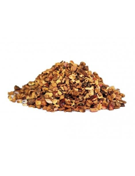 Le thé de l'Écorce de la Grenade (le deuxième punique granatum L.)
