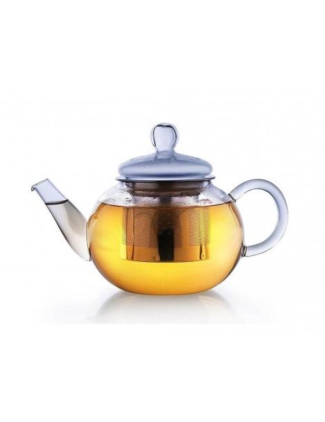 Teekanne Glas mit Infuser - 800ml