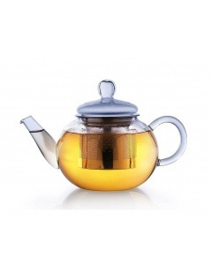 Teekanne Glas mit Infuser 800ml