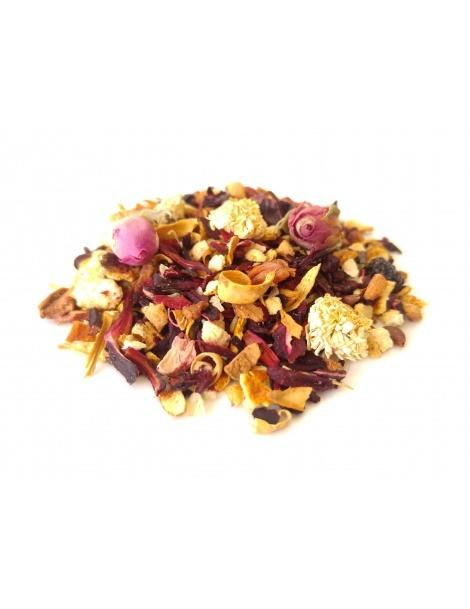 Tè di frutta con Melograno