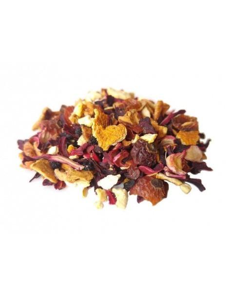 Chá de Frutas Maçã e Canela