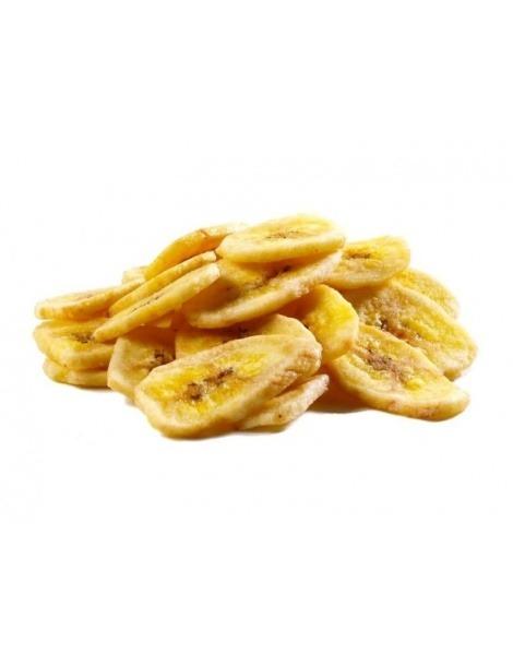 Banana essiccata