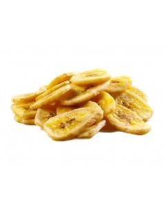 Plátano Seca Rodajas