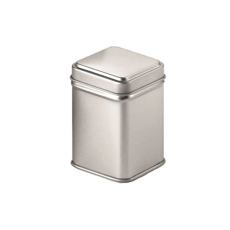 Silver Tea Tin - 50grs