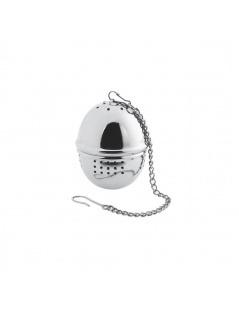 Infusore In Acciaio Inox Formato Uovo
