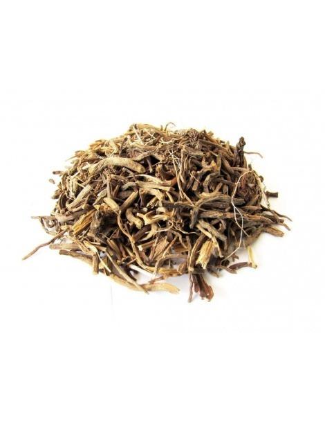 Tee aus Baldrian (Valeriana officinalis L.)