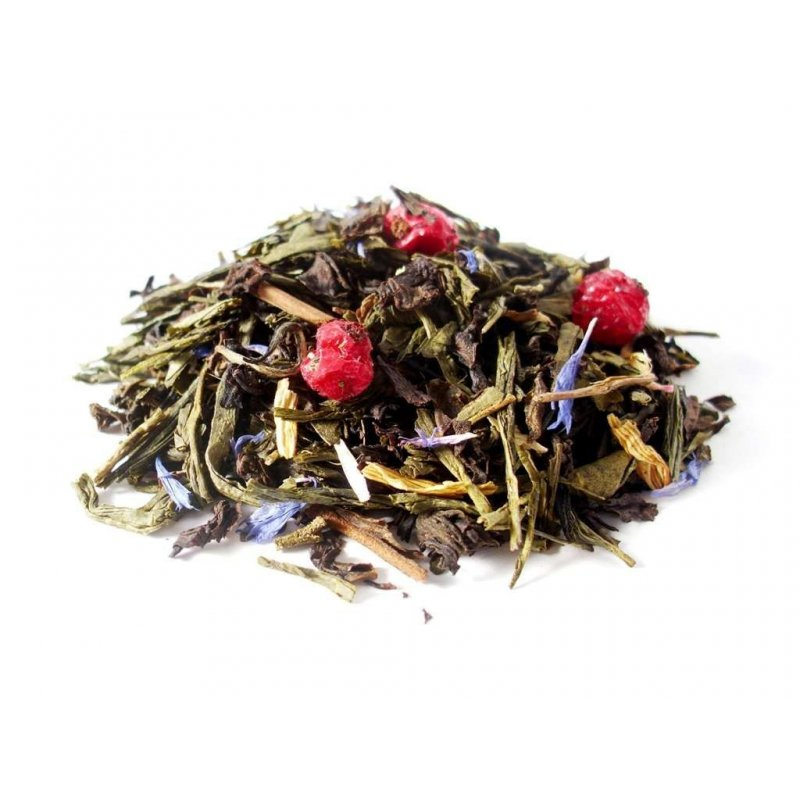 Le Thé Oolong Fruits Rouges