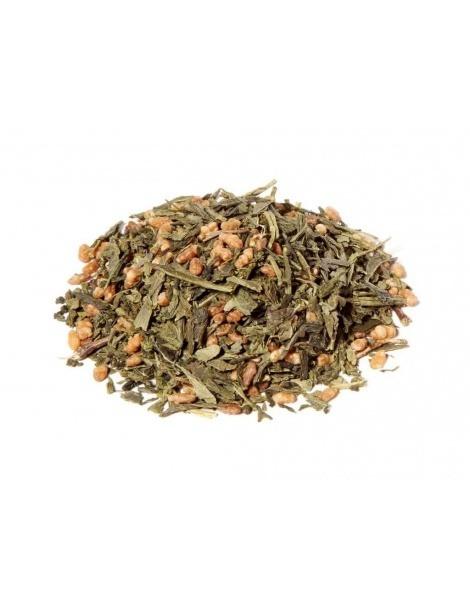 Tè Verde Giapponese Genmaicha