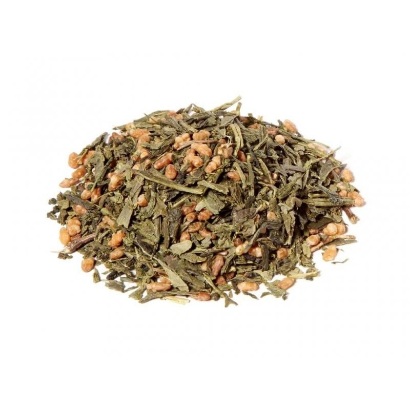 Genmaicha - Japanese Green Tea
