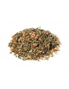 Chá Verde Japonês Genmaicha