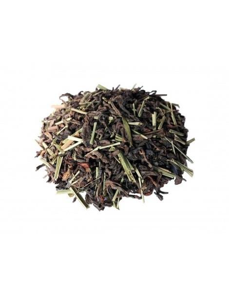 Tè Rosso Pu Erh con Limone e Menta