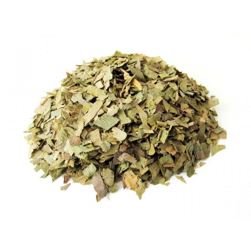 Ginkgo Biloba Tea leaves