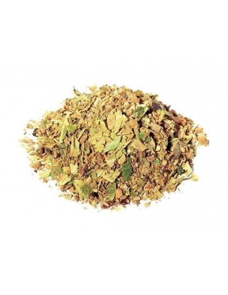Tiglio foglie (Tilia Europaea L.)