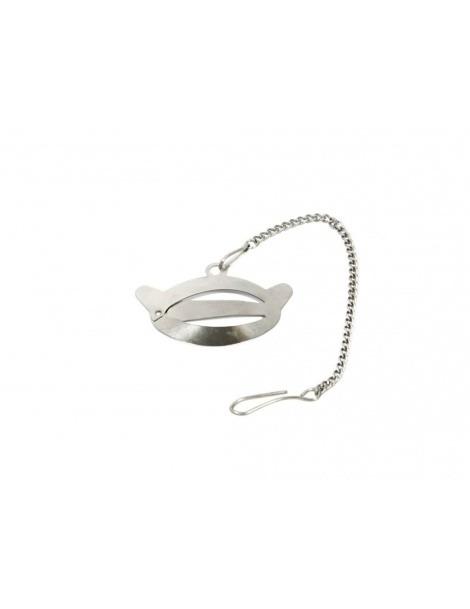 Teeli-haga Clic en el Clip de acero Inoxidable para bolsas de Papel