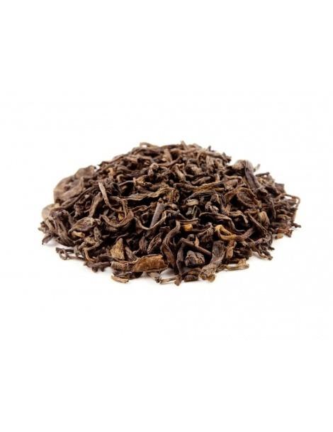 Roter Tee Pu-Erh