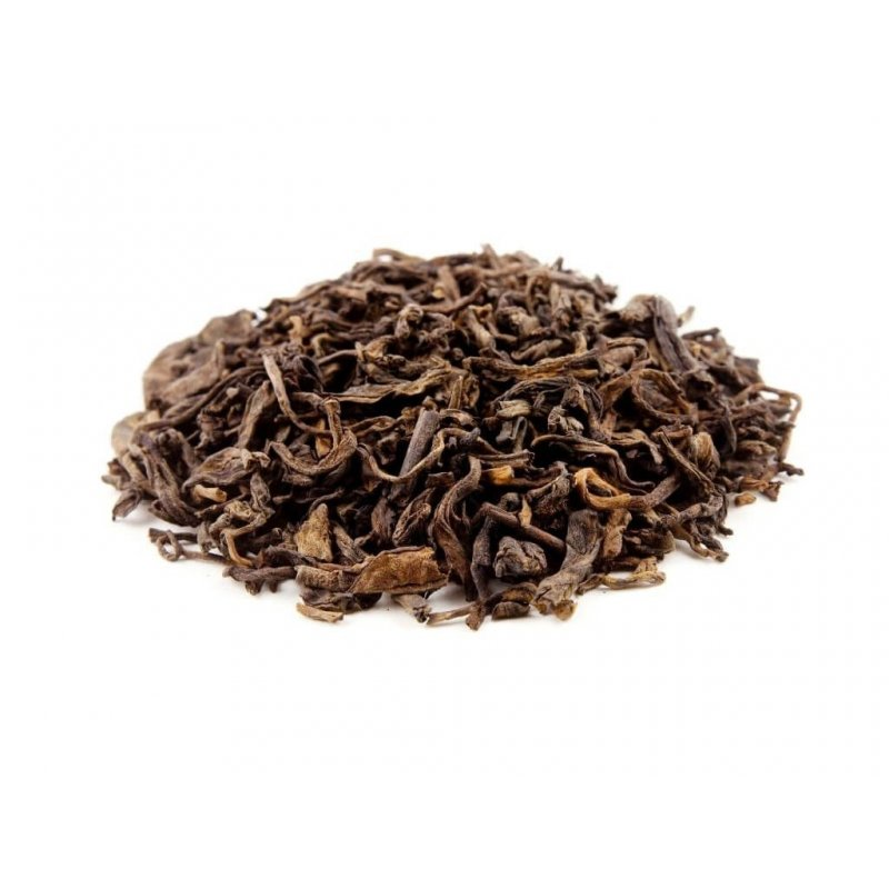 Red tea Pu-Erh Tea, post-fermented - Camellia sinensis)