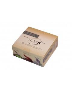 Tossit Tea Filter - Filters the Japanese to Tea